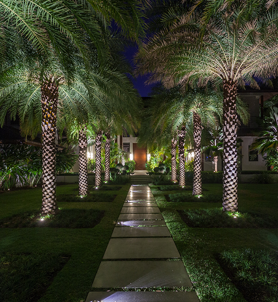 Landscape Lighting Icon: Landscape Lighting South Florida