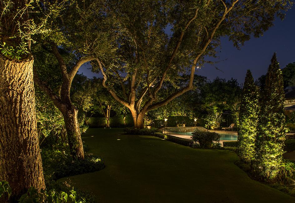 Yard Sentry Landscape Lighting South Florida Outdoor Deck Lighting
